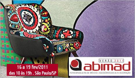 Jardim lança coleção 2011 na Abimad