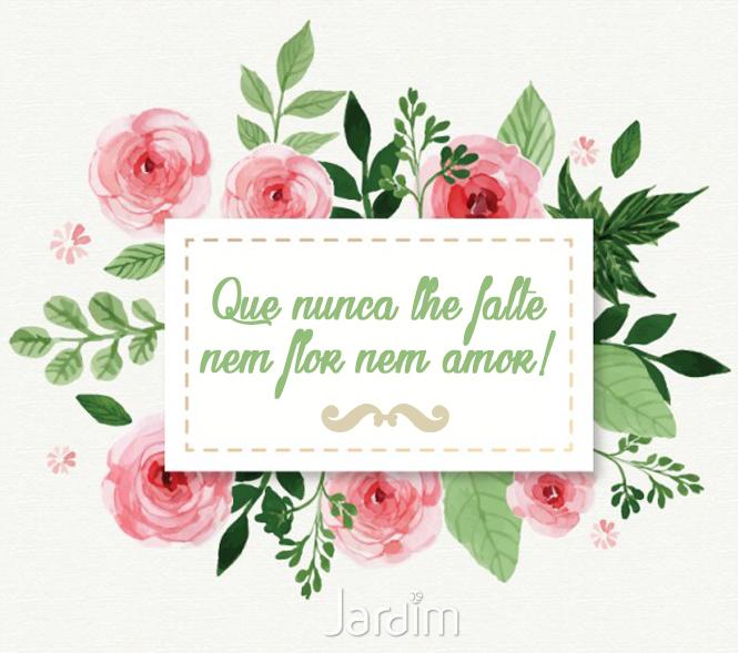 Flor E Amor Estofados Jardim