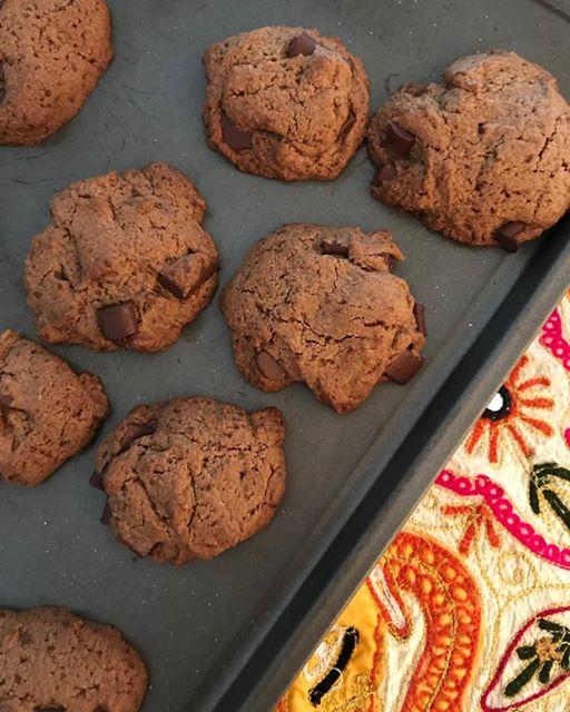Receita para Viver o Melhor da Vida: cookies da Bela Gil