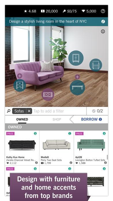Dica de App: Design Home