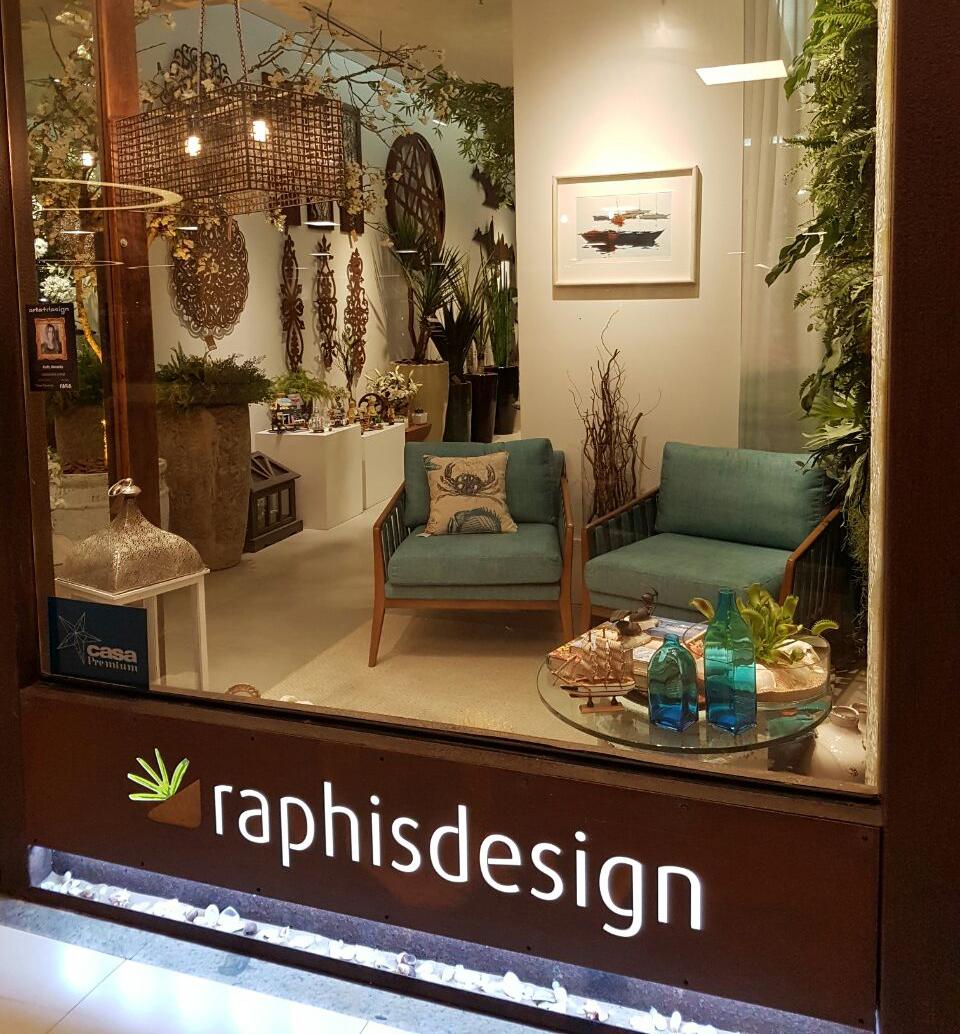 Poltrona Dila na Raphis Design