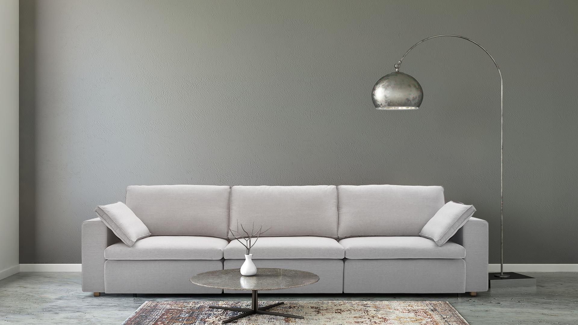 sofá amaranto