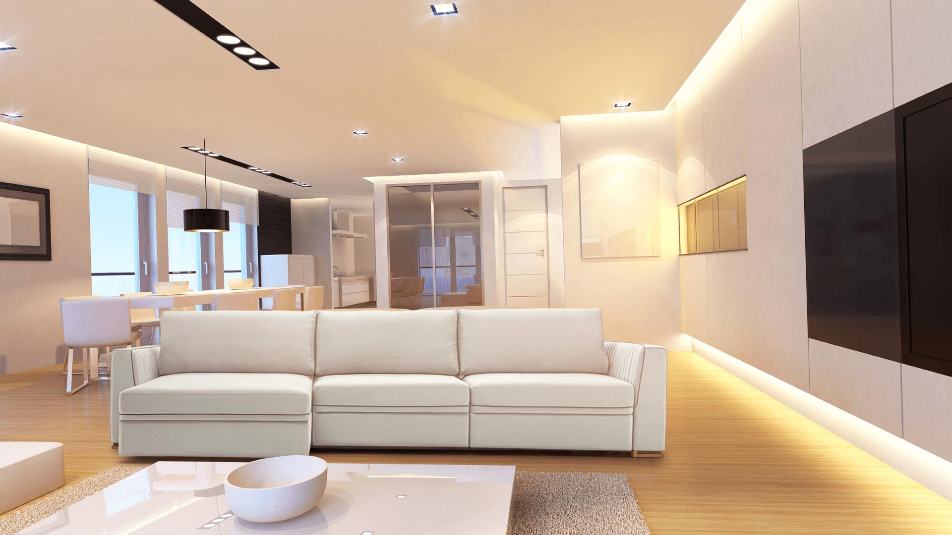 Veja como escolher o sofá perfeito para cada tipo de sala