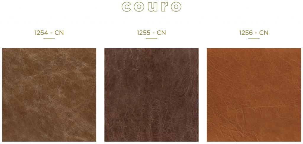 Entenda a diferença entre couro, recouro e os outros tipos de tecido semelhantes